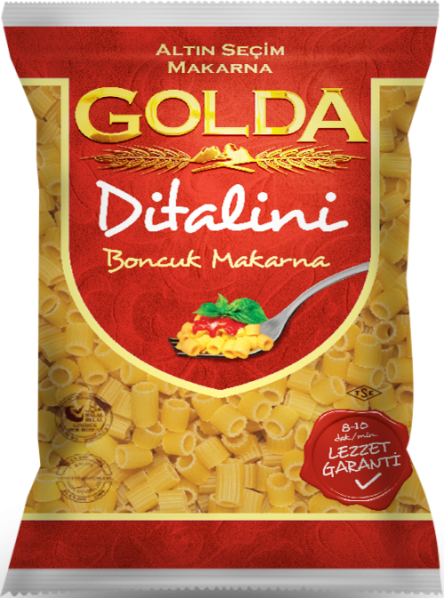 Ditalini - Boncuk Makarna