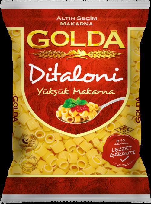 Ditaloni - Yüksük Makarna