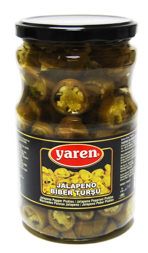 Jalapeno Peperoni Sauerkonserve - 700g
