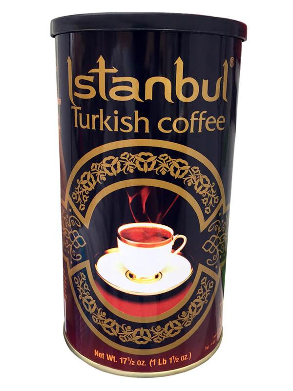 Istanbul - Turkish Coffee 500G