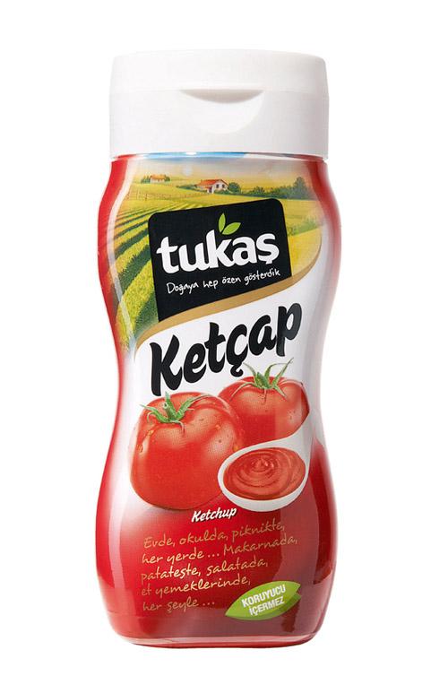 Tukas Ketchup - 250gr