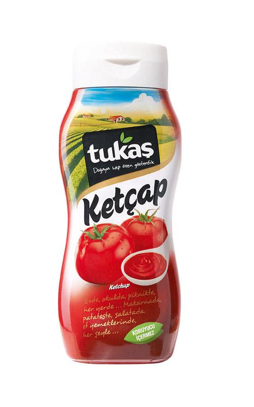 Tukas Ketchup - 400gr