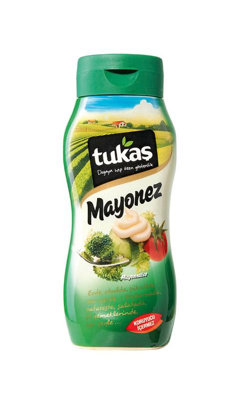 Tukas Mayonnaise - 335gr
