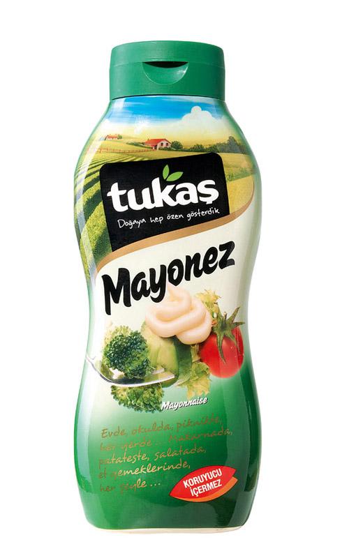 Tukas Mayonnaise - 600gr